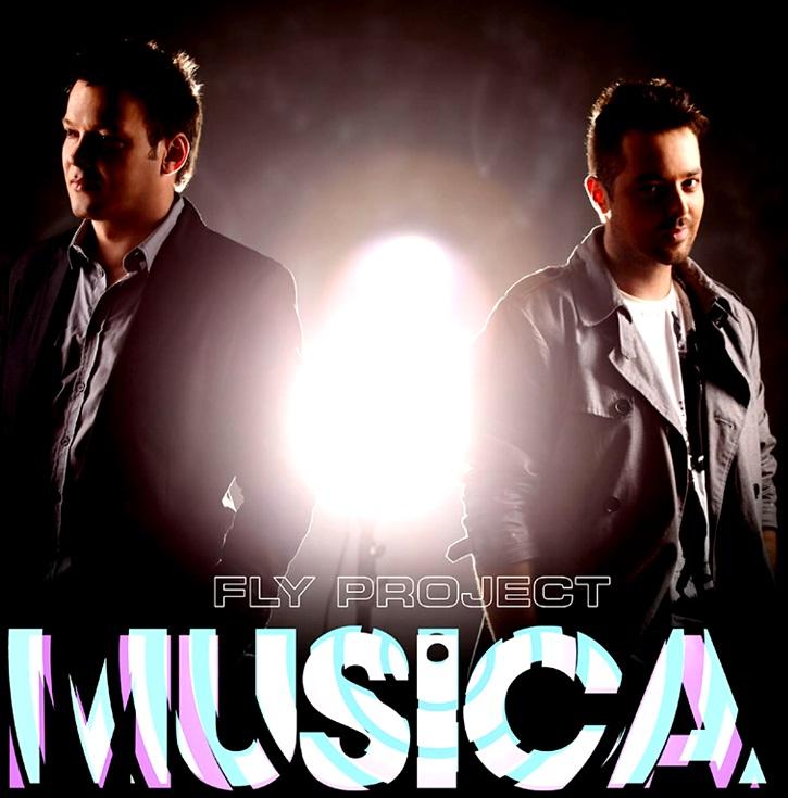 Fly Project - Musica (DJ Ivan Vint & DJ Haipa Mash Up)