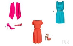sako a lodičky Zara, 3 topánky Geox, 4,5 šaty a sandále Next ...