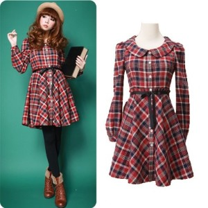 Vintage-style-clothing-images