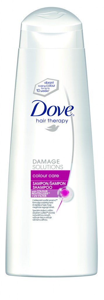 Sampon Dove Colour Care