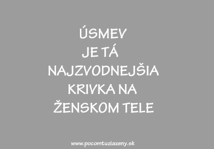 usmev-citaty-pocomtuziazeny