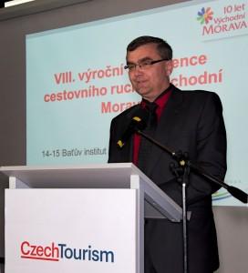 Výroční konference cestovního ruchu 2017 - Ing. Dědek, výkonní ředitel Lázní Luhačovice_r