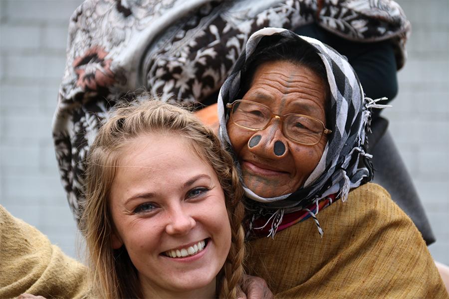 travelistan-travel-blog-Ziro Valley-severovychodna-India