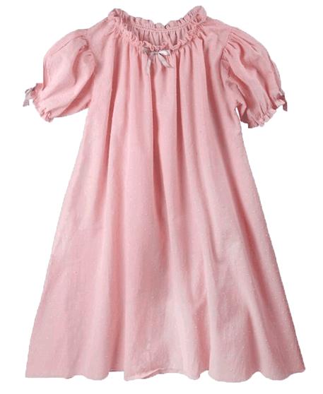 nočná-košeľa-Amiki-ružová