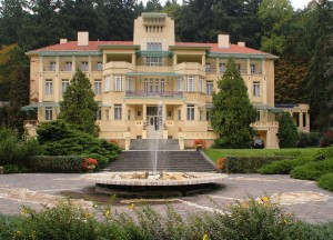 Lázeňský hotel Dům B. Smetany