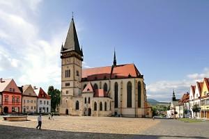 Egídius kostol(1)
