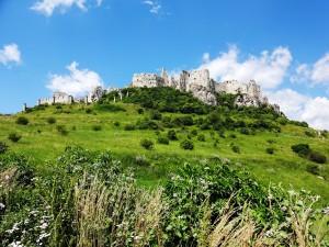 spissky hrad, slovensko