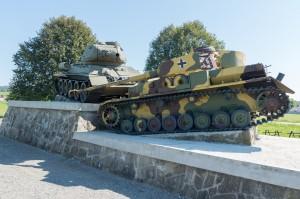 Symbol tankových bojov - autor-VHUBratislava