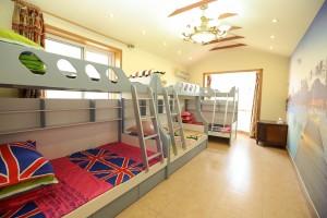 Aj takto môže vyzerať vaša izba pre hostí. Zdroj: mojnabytok.sk
