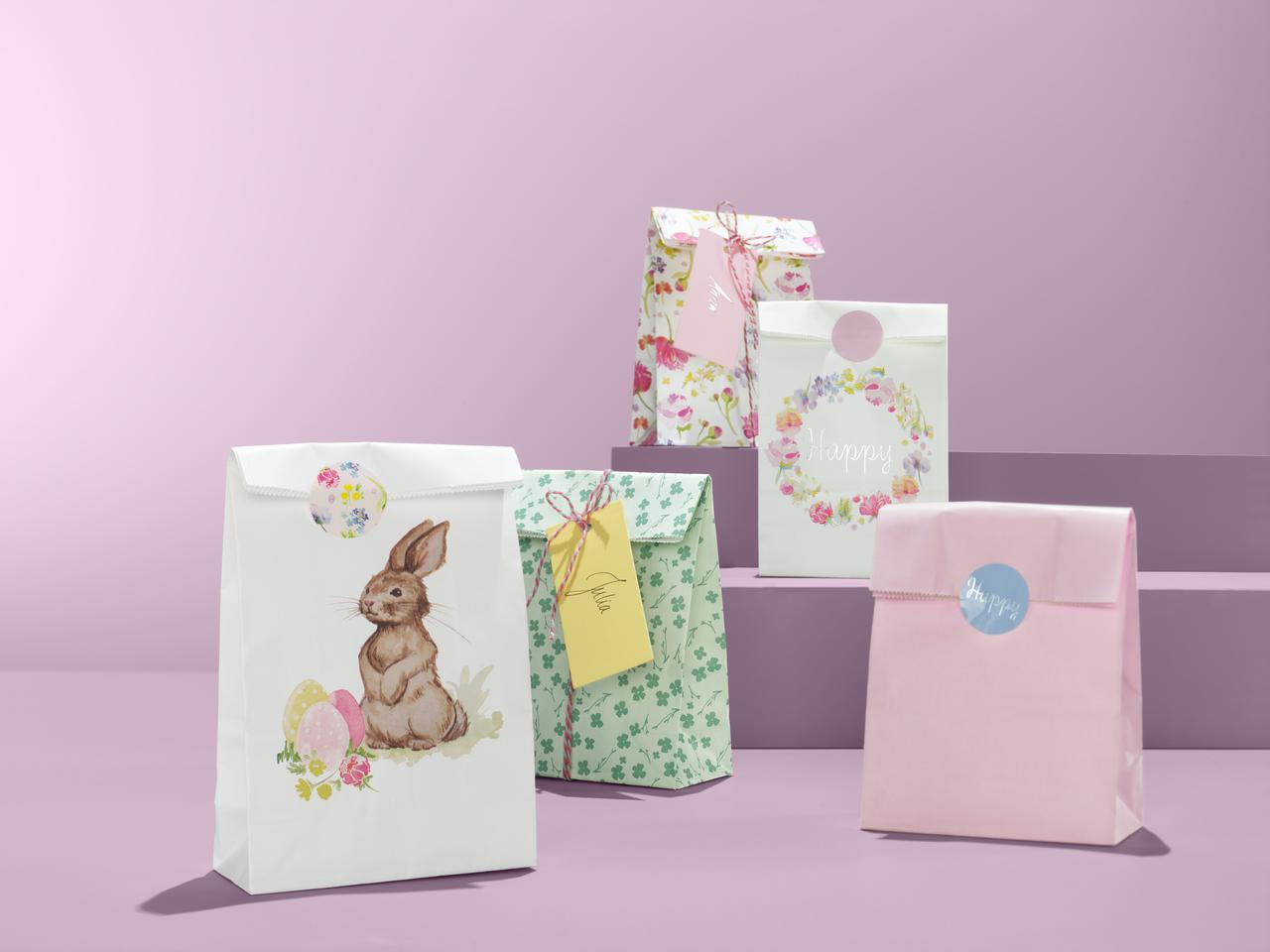 Darčekové tašky Tchibo