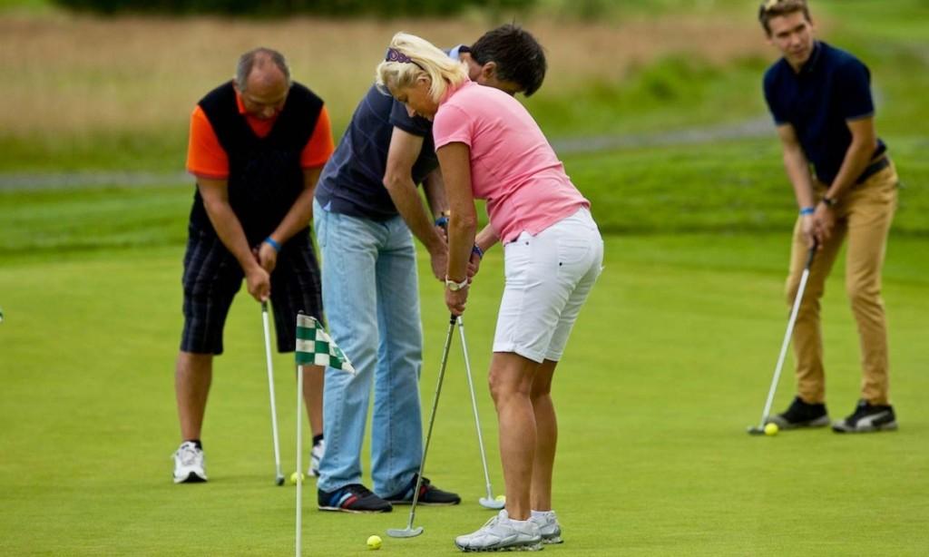 Golf rezort Black Stork -golfova akademia