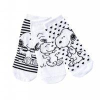 KiK_Dámske členkové ponožky, 3 páry v balení 3,19 EUR_