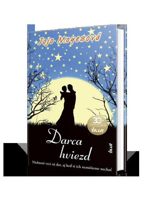 kniha Darca hviezd