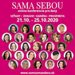 online konferencia SAMA SEBOU