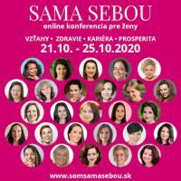online konferencia pre ženy SAMA SEBOU